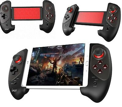 Controller Wireless Gamepad Bluetooth Retrattile Per Smartphone Ios Android Ipeg
