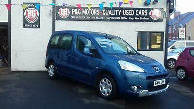 Peugeot partner Teepee turbo diesel disabled vehicle
