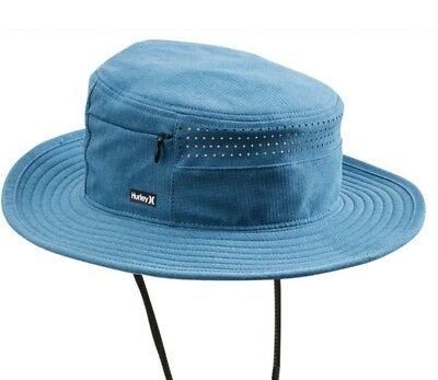 81846601c3b ... official store hurley mens surfari 2.0 bucket hat obsidian one size  922120 451 9882c d3fdf shop hurley hats ...