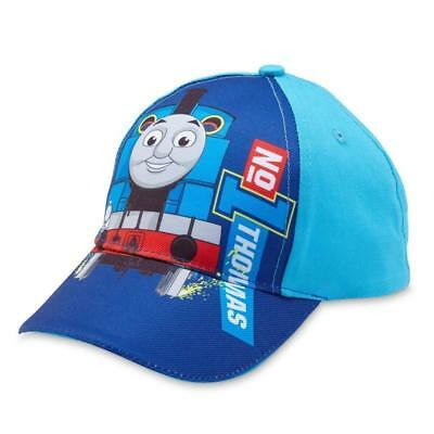 No 1 Thomas the tank Engine Friends Kids Baseball Cap Blue Hat NWT