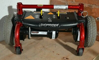 Shoprider FeatherLite, model TE-FS888 electric wheelchair parts Motors And Gear