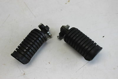 1977 Honda Express 50 Nc50 Front Foot Rests Pegs Steps Set Pair