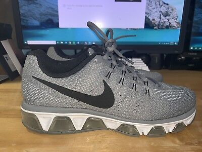 0dfe4268fed9 Nike Air Max Tailwind 8 Men s Size 9 Running Shoes Cool Grey Black 805941  002