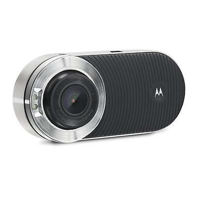 "Motorola MDC100 2.7"" Inch Full HD Dash Cam Black Car Camera Night Vision 1080p"