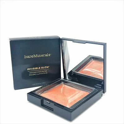 bareMinerals Invisible Glow Powder Highlighter , Dark to Deep , 7 g / 0.24 oz