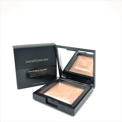 bareMinerals Invisible Glow Powder Highlighter , Medium , 7 g / 0.24 oz
