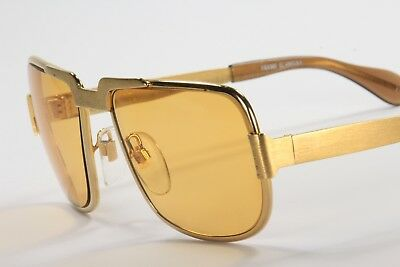VINTAGE 1970s NEOSTYLE RO 200 NAUTIC ELVIS PRESLEY GOLD FILLED SUNGLASSES