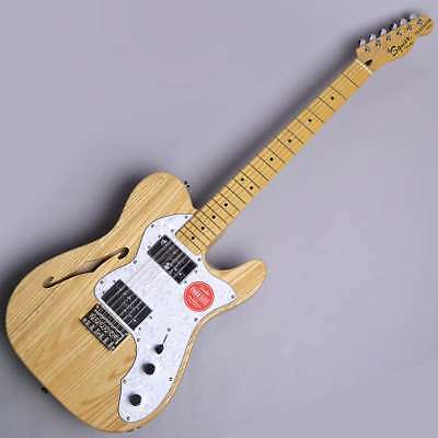 Squier by Fender Vintage Modified 72 Telecaster Electric Guitar with Soft Case