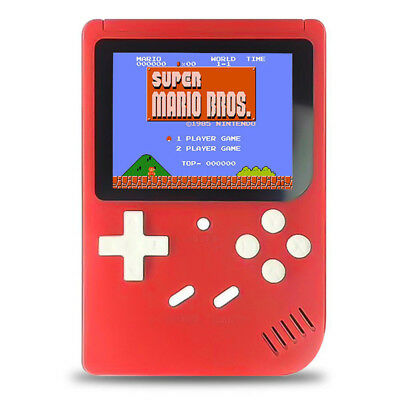 """Handheld Game Console 3.0"""" Retro FC TV Game 500 Games Portable Game Players HK"""