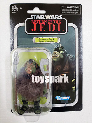 """IN STOCK 2019 STAR WARS 3.75"""" The Vintage Collection VC21 GAMORREAN GUARD figure"""