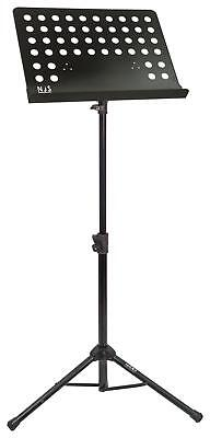 New Jersey Sound Sheet Music Stand Holder Adjustable Metal Tripod With Height UK