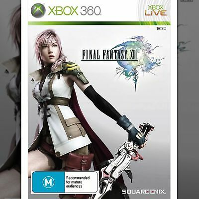 Final Fantasy. Xiii (Xbox 360 Game) Pre-Owned, Free Postage.