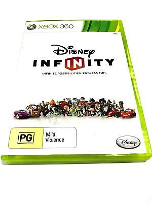 Disney Infinity  (Xbox 360 Game Pal) Pre-Owned, Free Postage.