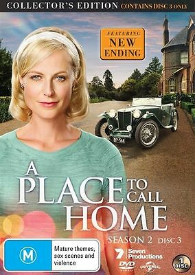 A Place To Call Home - Season 2   Collector's Disc - New Final Episode DVD