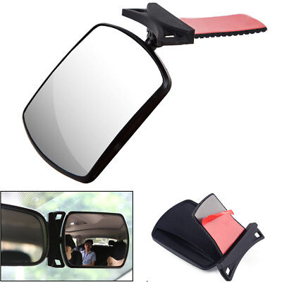 Toddler  Infant  Child Safety  Rear View Baby Mirror  Car Seat  Facing Back