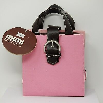 Mimi Collections Organizer tote Pink Scrapbook