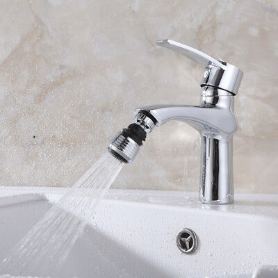 360 Rotate Splashproof Faucet Filter Tap Diffuser Kitchen Accessories Gadget New