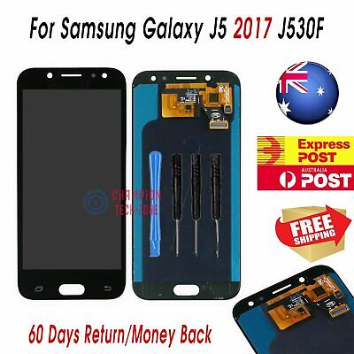 For Samsung Galaxy J5 J530F 2017 Screen Replacement LCD Touch Digitizer Black AU