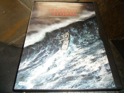The Perfect Storm (DVD, 2000, Special Edition) MINT FLAWLESS