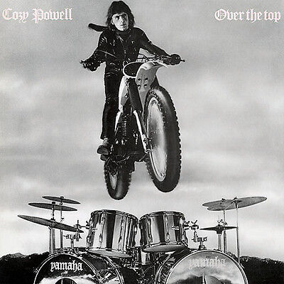 Over the Top by Cozy Powell (CD, 2007, Universal Music)Gary Moore,Jack Bruce