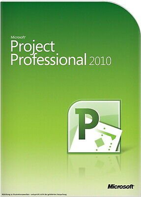 Microsoft Project 2010 Professional deutsch Vollversion  - Product Key Download