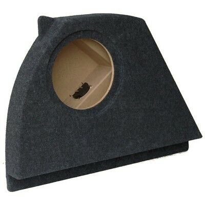 MDF closed subwoofer enclosure for Ford Mondeo MK1
