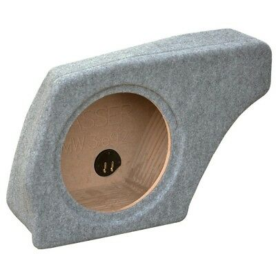 Chiuso subwoofer woofer bassi MDF casse per BMW 3 E91 Coupe