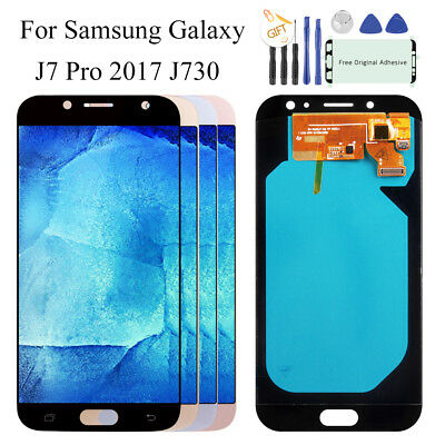 For Samsung Galaxy J7 Pro 2017 Replacement Touch Screen LCD Display Digitizer AU