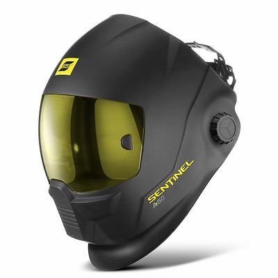 ESAB Sentinel A50 Welding Helmet c/w FOUR FREE Outer Lens + FREE Carriage