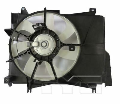 TYC 623570 Dual Rad/&Cond Fan Assy for Ford Explorer 3.5L Turbo 2013-2016 Models