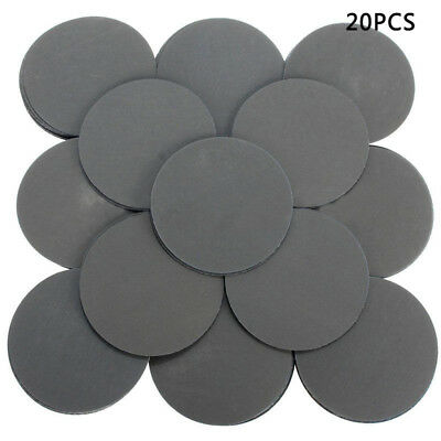 Loop Pads 75mm Polishing 3 Cleaning Discs Mixed Sanding 20pcs Sander Disk