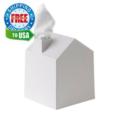 Umbra 023340-660 Casa Cover-Adorable House Shaped Square Tissue Box Holder...