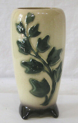 "Vintage Royal Copley Ivy Vase 7"" Tall"