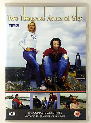 Two Thousand Acres Of Sky - The Complete Series Three (DVD, 2005)