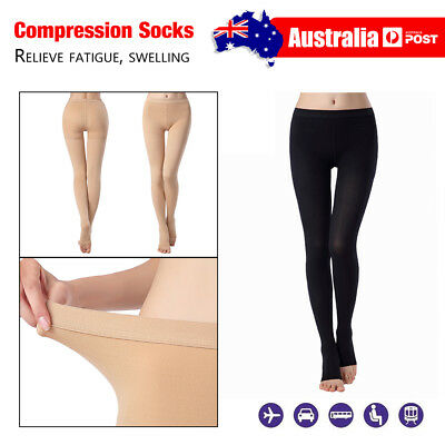 Women Compression Pantyhose Tights Stockings Prevention for Varicose Veins Socks