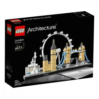 Lego Architecture 21034 London Skyline Building UK Seller-FREE UK Delivery
