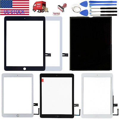 """LCD Display Touch Screen Digitizer Part For iPad 6 6th 2018 Gen 9.7"""" A1893 A1954"""
