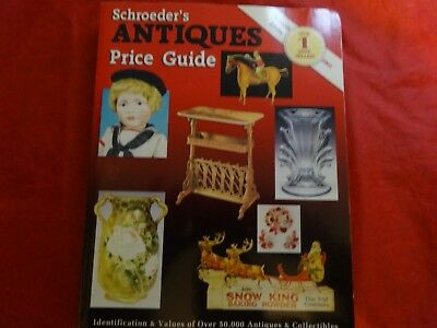 Schroeders Antiques Price Guide (2002, Paperback)