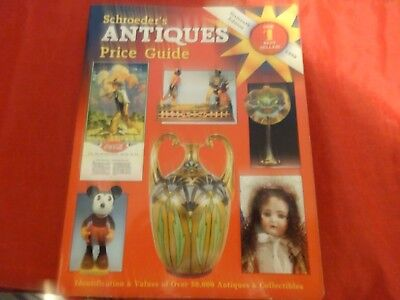 Schroeders Antiques Price Guide (1998, Paperback)