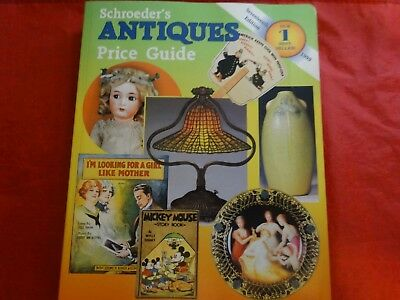 Schroeders Antiques Price Guide (1999, Paperback)