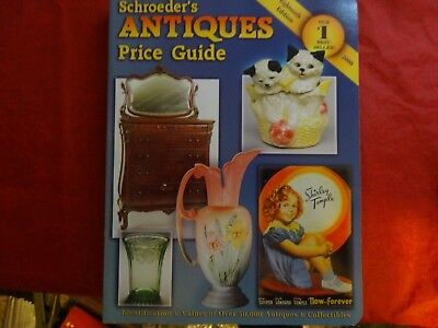 Schroeders Antiques Price Guide (2000, Paperback)