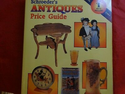 Schroeders Antiques Price Guide (1993, Paperback)