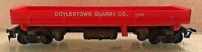 Doylestown Quarry Co. Side Dump Car Road 1426 Bachmann HO Vintage 1979 Hong Kong