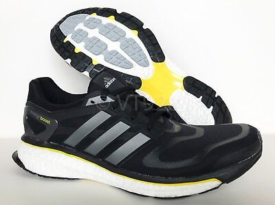 MENS ADIDAS ENERGY Boost Col. Navy Sport Athletic Running Shoes ... 2baf0808d