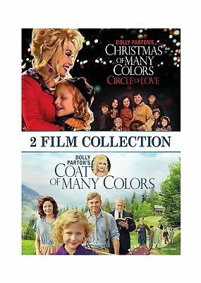 Dolly Parton's Coat of Many Colors /Christmas of Many Colors: Circle of Love ...