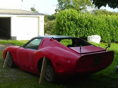 Ferrari 250 gto Replica kit with 924 donor car, Unfinished Project  Classic Car