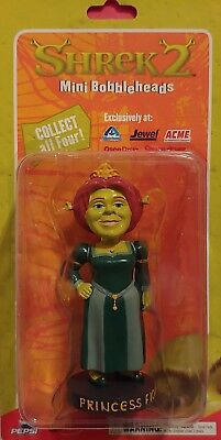 PRINCESS FIONA (from SHREK 2) Mini Bobblehead by Dreamworks