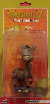 DONKEY (from SHREK 2) Mini Bobblehead by Dreamworks