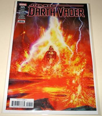 STAR WARS : DARTH VADER # 25 Marvel Comic (February 2019)   NM   1st PRINTING.