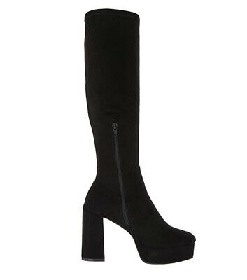0af3d9cd978 CHINESE LAUNDRY WOMEN S Jerry Winter Boot - Black Lycra - SIZE 7.5 B ...